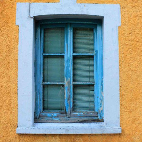 Meteora Window