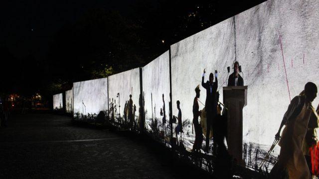 Street Art Shadows