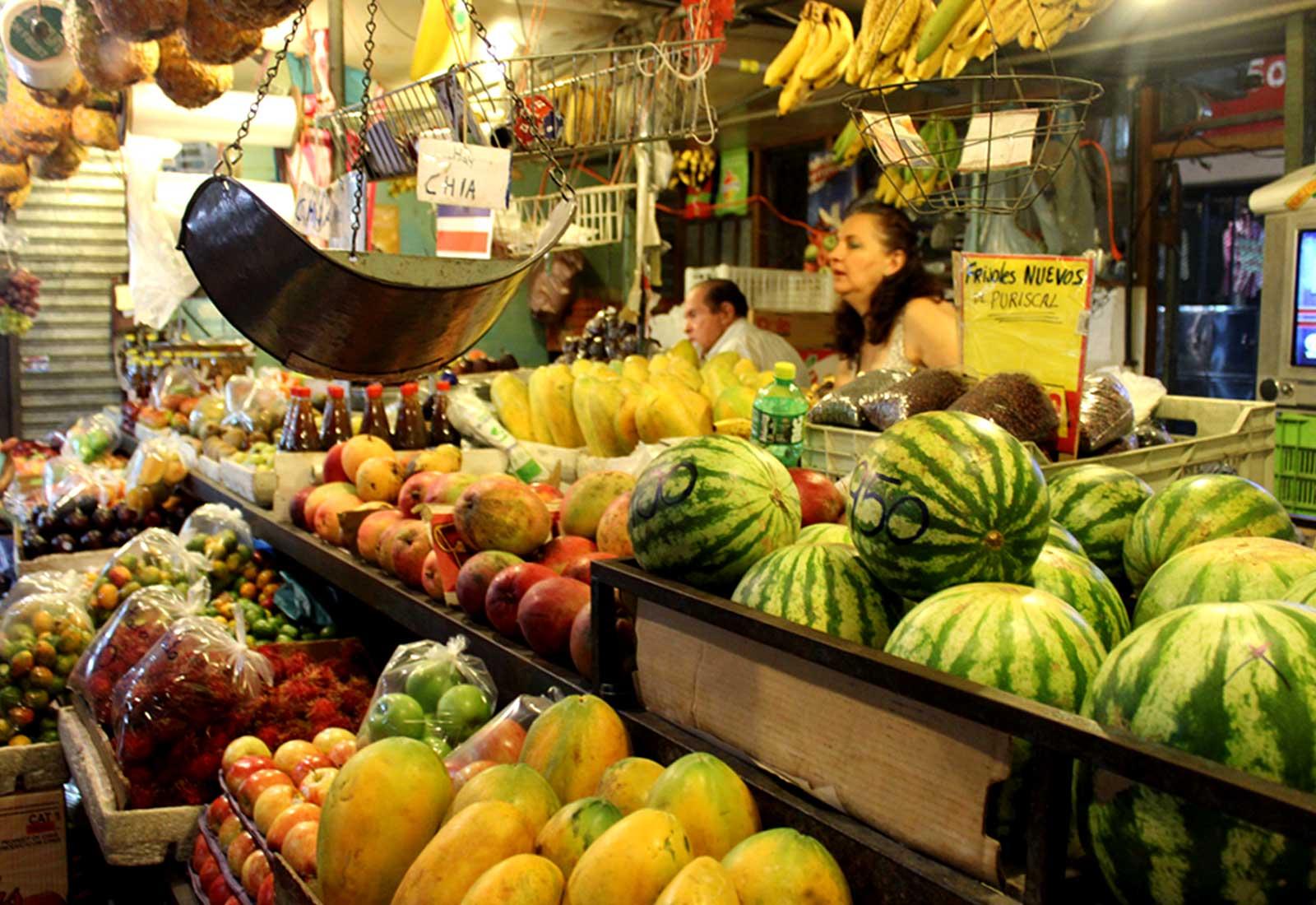 Mercado, Costa Rica